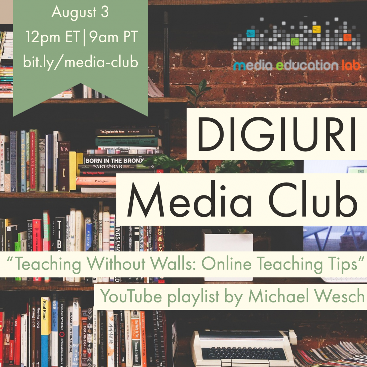 DigiURI Media Club August 2020