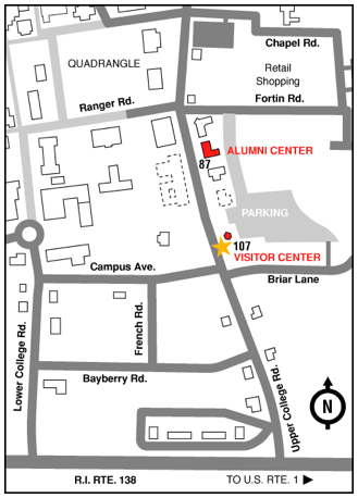 Directions To Uri Media Education Lab